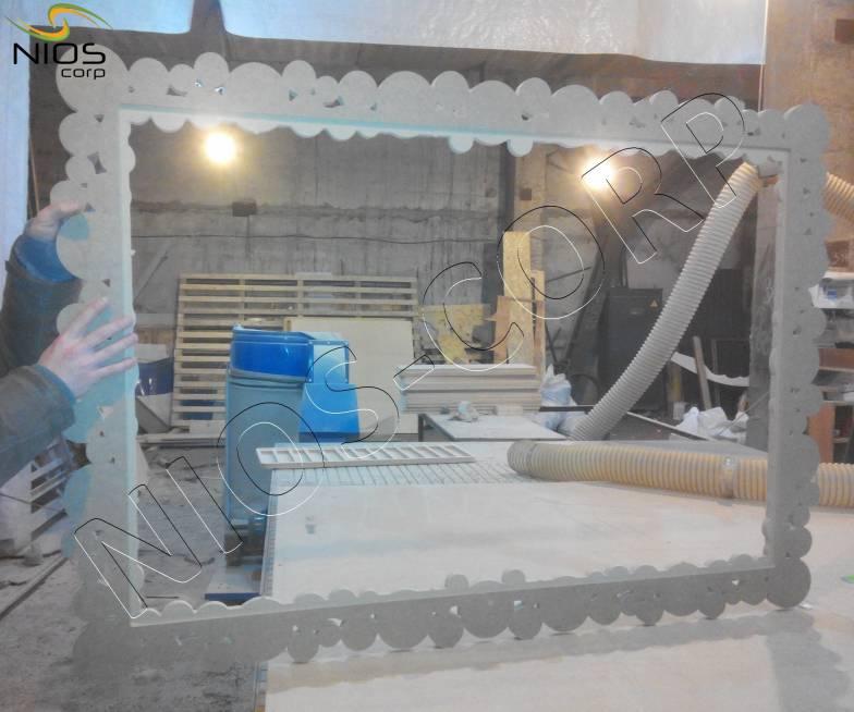 Фрезерная резка. Фрезеровка Киев. 3D фрезеровка | NIOS.com.ua