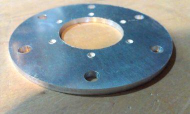 Фрезерная резка алюминия. Фрезеровка листового алюминия